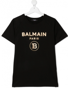 T-SHIRT BALMAIN CON STAMPA