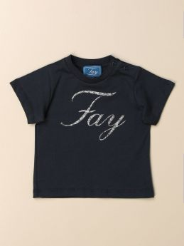 T-SHIRT CON LOGO FAY