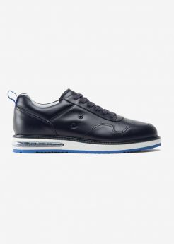 AIR SPORT BLUE LEATHER