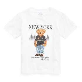 T-SHIRT ORSO NEW YORK