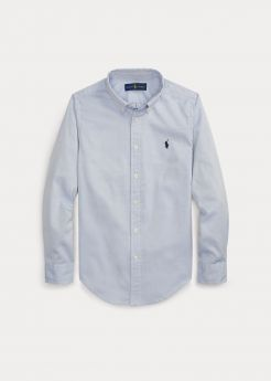 CAMICIA OXFORD CUSTOM-FIT