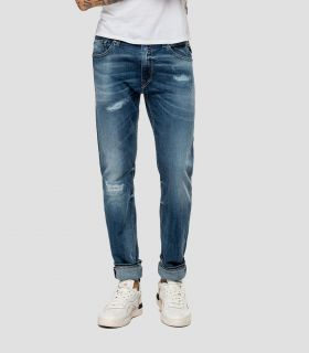 JEANS SKINNY FIT JONDRILL AGED 10 YEARS