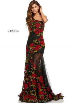 ABITO BLACK RED 52761